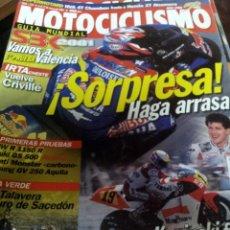 Coches y Motocicletas: REVISTAS MOTOCICLISMO Nº 1724 SEPTIEMPRE 2001. Lote 46179638