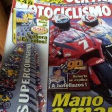 Coches y Motocicletas: REVISTA MOTOCICLISMO Nº 1681 SEPTIEMPRE 2000. Lote 46179678