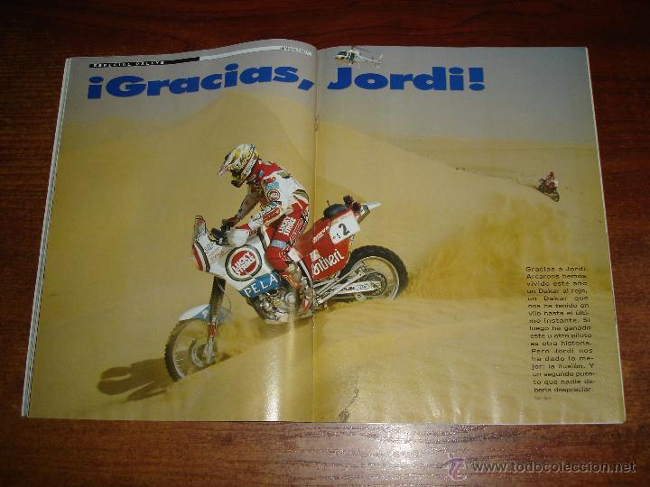 Coches y Motocicletas: REVISTA - MOTO VERDE. Nº 199 AÑO 1995 - Foto 2 - 46564341