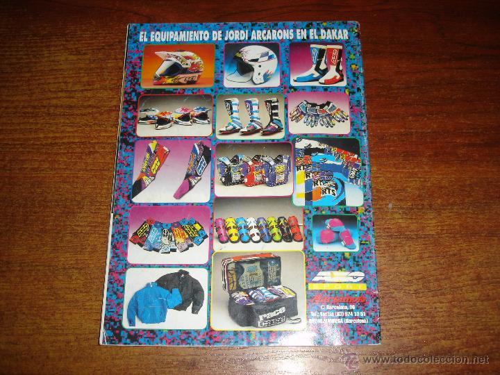 Coches y Motocicletas: REVISTA - MOTO VERDE. Nº 199 AÑO 1995 - Foto 3 - 46564341