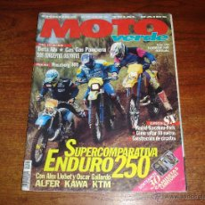 Coches y Motocicletas: REVISTA - MOTO VERDE. Nº 209 AÑO 1995. Lote 46575134