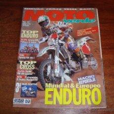 Coches y Motocicletas: REVISTA - MOTO VERDE. Nº 202 AÑO 1995. Lote 46575278