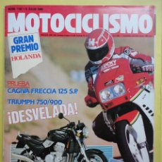 Coches y Motocicletas: MOTOCICLISMO Nº 1167.. Lote 46593938