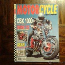 Coches y Motocicletas: MOTORCYCLE PERFORMANCE - TUNNING - SUZUKI GSX R - JAWA 125 - TRIUMPH - DUCATI - DERBI. Lote 46706891