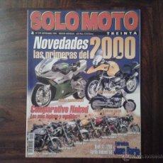 Coches y Motocicletas: SOLO MOTO, SEPTIEMBRE 99. BMW R 1150 GS. HARLEY DAVIDSON SOFTAIL. BENELLI TORNADO. COMPARATIVA NAKED. Lote 46878349