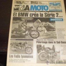Coches y Motocicletas: LA VIE DE LA MOTO - Nº 181 - BMW SERIE 2 - R 50- R69 - S. Lote 46978591