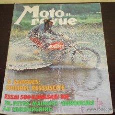 Coches y Motocicletas: MOTO REVUE Nº 2278 - 22-7-1976 - PRUEBA KAWASAKI 500 KH - 2T - 3 CILINDROS -. Lote 46978726