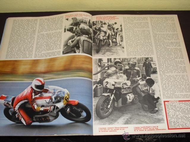 Coches y Motocicletas: MOTO REVUE Nº 2278 - 22-7-1976 - PRUEBA KAWASAKI 500 KH - 2T - 3 CILINDROS - - Foto 3 - 46978726