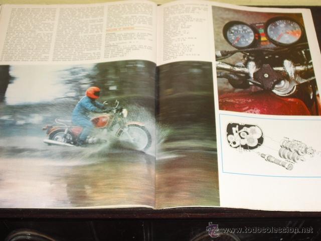 Coches y Motocicletas: MOTO REVUE Nº 2215-ABRIL 1975 - PRUEBA BMW R-75/6 - 200 MILAS DE IMOLA - - Foto 2 - 46989991