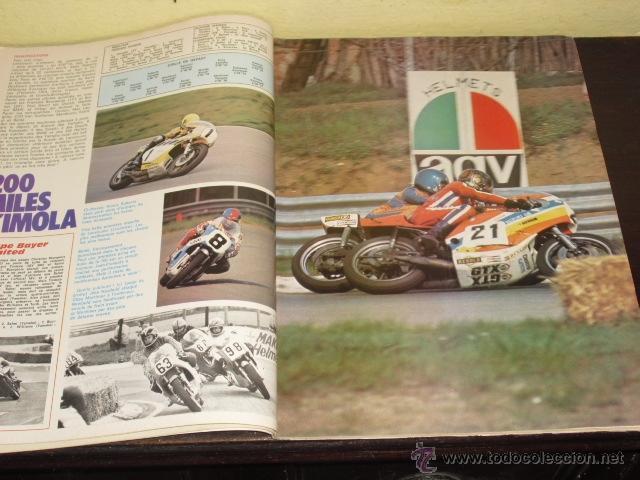Coches y Motocicletas: MOTO REVUE Nº 2215-ABRIL 1975 - PRUEBA BMW R-75/6 - 200 MILAS DE IMOLA - - Foto 4 - 46989991