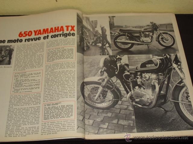 Coches y Motocicletas: MOTO REVUE Nº 2215-ABRIL 1975 - PRUEBA BMW R-75/6 - 200 MILAS DE IMOLA - - Foto 5 - 46989991