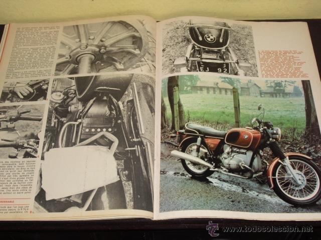 Coches y Motocicletas: MOTO REVUE Nº 2215-ABRIL 1975 - PRUEBA BMW R-75/6 - 200 MILAS DE IMOLA - - Foto 9 - 46989991