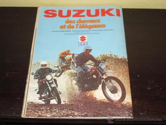 Coches y Motocicletas: MOTO REVUE Nº 2215-ABRIL 1975 - PRUEBA BMW R-75/6 - 200 MILAS DE IMOLA - - Foto 10 - 46989991