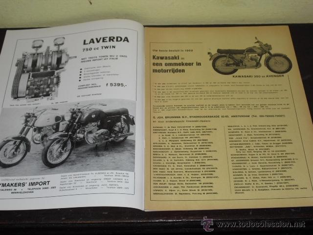 Coches y Motocicletas: MOTOR SPORT - FEBRERO 1969 - ELEFANTREFFEN - MIKE HAILWOOD - - Foto 2 - 47021738