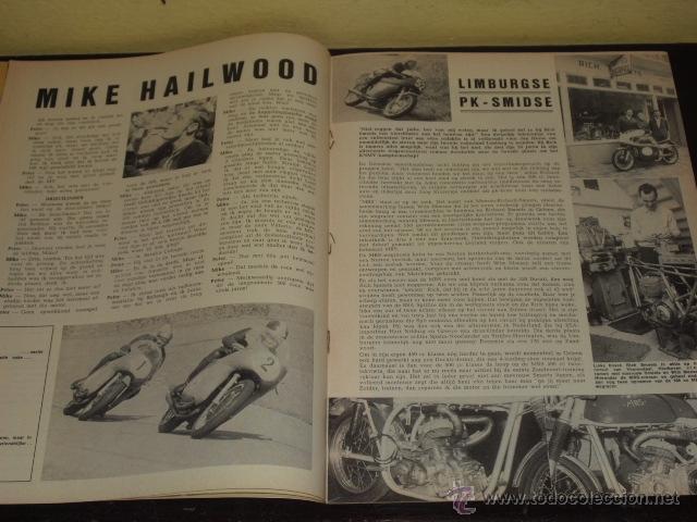 Coches y Motocicletas: MOTOR SPORT - FEBRERO 1969 - ELEFANTREFFEN - MIKE HAILWOOD - - Foto 5 - 47021738