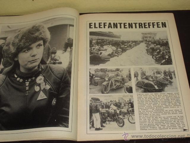 Coches y Motocicletas: MOTOR SPORT - FEBRERO 1969 - ELEFANTREFFEN - MIKE HAILWOOD - - Foto 6 - 47021738