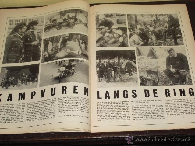 Coches y Motocicletas: MOTOR SPORT - FEBRERO 1969 - ELEFANTREFFEN - MIKE HAILWOOD - - Foto 7 - 47021738