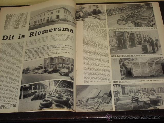 Coches y Motocicletas: MOTOR SPORT - FEBRERO 1969 - ELEFANTREFFEN - MIKE HAILWOOD - - Foto 8 - 47021738
