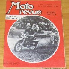 Coches y Motocicletas: MOTO REVUE N.1401 JUI-1958 TERROT RALLYE 175, DUCATI DOMINE SPA, HUSQVARNA.... Lote 47078994