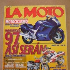 Coches y Motocicletas: REVISTA LA MOTO Nº 73 DE 1996. Lote 47568591