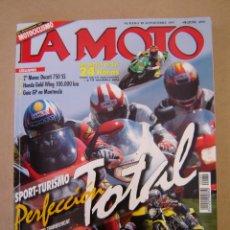 Coches y Motocicletas: REVISTA LA MOTO Nº 89 DE 1997. Lote 47568735