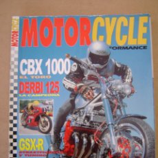 Coches y Motocicletas: REVISTA MOTORCYCLE PERFORMANCE Nº 21 . Lote 47569331
