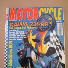 Coches y Motocicletas: REVISTA MOTORCYCLE PERFORMANCE Nº 27 . Lote 47569355