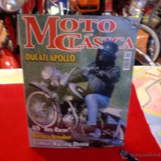 Coches y Motocicletas: MOTO CLASICA NUM.6 DUCATI APOLLO. Lote 48678872
