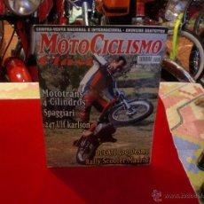 Coches y Motocicletas: MOTOCICLISMO CLASICO NUM.8. Lote 48678891