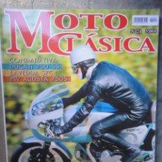 Coches y Motocicletas: REVISTA MOTO CLASICA NUMERO 24 BULTACO METRALLA. Lote 155658848
