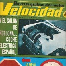 Coches y Motocicletas: REVISTA VELOCIDAD Nº 710 1975 PRUEBA OSSA 250 SUPER PIONNER . Lote 48898874