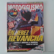 Coches y Motocicletas: MOTOCICLISMO MAY´97 APRILIA RALLY 50, DUCATI MONSTER, PEUGEOT SPEEDFIGHT, YAMAHA DRAG STAR, MARAUDER. Lote 49481851