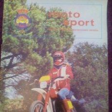 Coches y Motocicletas: REVISTA MOTO SPORT Nº 103 AÑO 1979.. Lote 50627546
