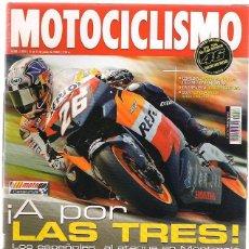 Coches y Motocicletas: MOTOCICLISMO 1999. Lote 50636319