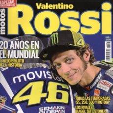 Coches y Motocicletas: MOTOS 2000 ESPECIAL N. 1 - VALENTINO ROSSI (NUEVA). Lote 180246226