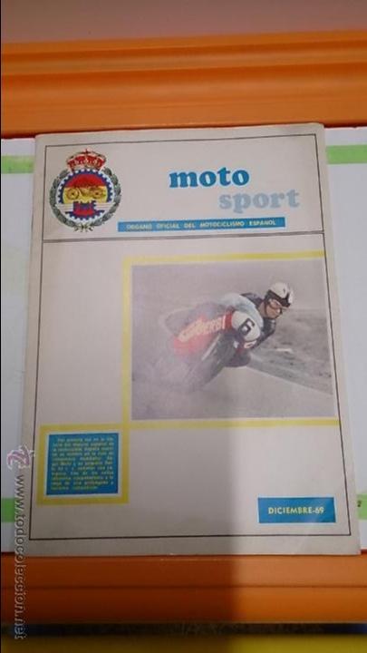 REVISTA MOTO SPORT (Coches y Motocicletas - Revistas de Motos y Motocicletas)
