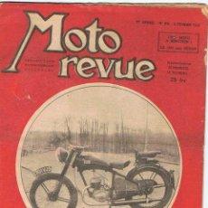 Coches y Motocicletas: MOTO REVUE Nº 936 - 1949. Lote 51075759