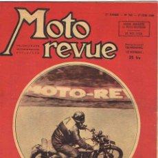 Coches y Motocicletas: MOTO REVUE Nº 948 - 1949. Lote 51076055