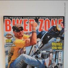 Coches y Motocicletas: BIKER ZONE 197 - CUSTOM - STREETFIGHTER - HARLEY DAVIDSON - MY TORO - 1995. Lote 51588101