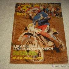 Coches y Motocicletas: SOLO MOTO N .207. Lote 52826857