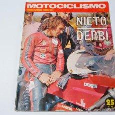 Coches y Motocicletas: MOTOCICLISMO SEGUNDA QUINCENA FEBRERO 1974. Lote 52924201