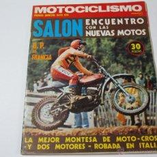 Coches y Motocicletas: MOTOCICLISMO PRIMERA QUINCENA MAYO 1974. Lote 52924707