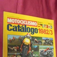 Coches y Motocicletas: MOTOCICLISMO. CATALOGO 1982/3. Nº 3. . Lote 53151586
