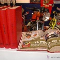 Coches y Motocicletas: REVISTA MOTOCICLISMO ENCUADERNADOS AÑOS --84 ( 3 TRIMESTRES)-90-91-93 ANOS COMPLETOS VER DESCRIP.. Lote 206411675