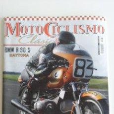 Coches y Motocicletas: REVISTA/MOTOCICLISMO CLASICO Nº87.BULTACO TRALLA,. Lote 54347829