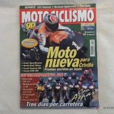 Coches y Motocicletas: MOTOCICLISMO JUL´00 BMW F 650 GS DAKAR - DUCATI MONSTER - YAMAHA R6 - KAWASAKI ZX 6R TRIUMPH TT 600. Lote 54772240
