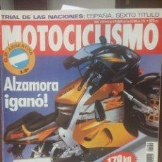 Coches y Motocicletas: MOTOCICLISMO SEPT´95 BMW R 1100 RT, SUZUKI GSX-R 750, YAMAHA MAJESTY 250, YAMAHA VIRAGO XV 535,. Lote 55395370