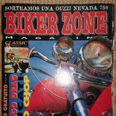Coches y Motocicletas: BIKER ZONE MAGAZINE. MARZO 97 ; Nº 44 + CLASSIC PERFORMANCE. VOL. 1 ; Nº 3. Lote 55861108