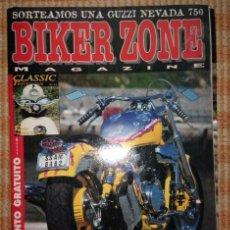 Coches y Motocicletas: BIKER ZONE MAGAZINE. MAYO 97 ; Nº 46 + CLASSIC PERFORMANCE. VOL. 1 ; Nº 4. Lote 55861138