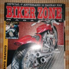 Coches y Motocicletas: BIKER ZONE MAGAZINE. JULIO 97 ; Nº 48 + CLASSIC PERFORMANCE. VOL. 1 ; Nº 5. Lote 55861169